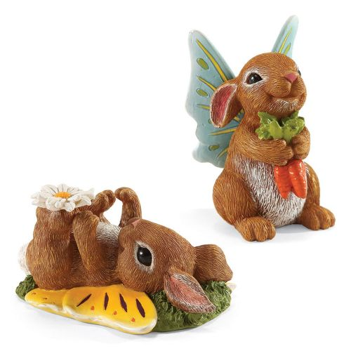 Enchanted Guardians Carrot and Daisy May - Set of 2
